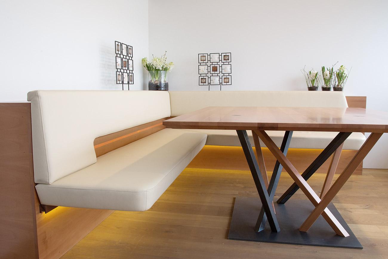 esstisch mikado cornelia kronberger. Black Bedroom Furniture Sets. Home Design Ideas