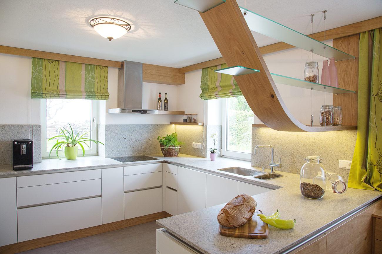 Wohnküche mit Stil von Cornelia Kronberger aus Vorchdorf